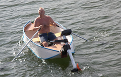 alter Ruderer (jphintze) Tags: germany deutschland sh passat ostsee travemnde schleswigholstein holstein trave priwall ruderboot ruderer luebecktravemuende