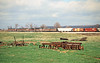 EL, Pavonia, Ohio, 1976 (railphotoart) Tags: wb stillimage pavonia ohio unitedstates