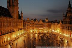 Belgique, Grand Place de Bruxelles