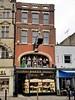 """Gloucester - G.A. Baker, Jeweller (Biffo1944) Tags: gloucester 5 """"southgate street"""" """"g a baker"""" watchmaker jeweller 20170218143515002"""