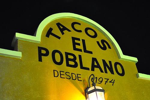 Tacos El Poblano - Tijuana