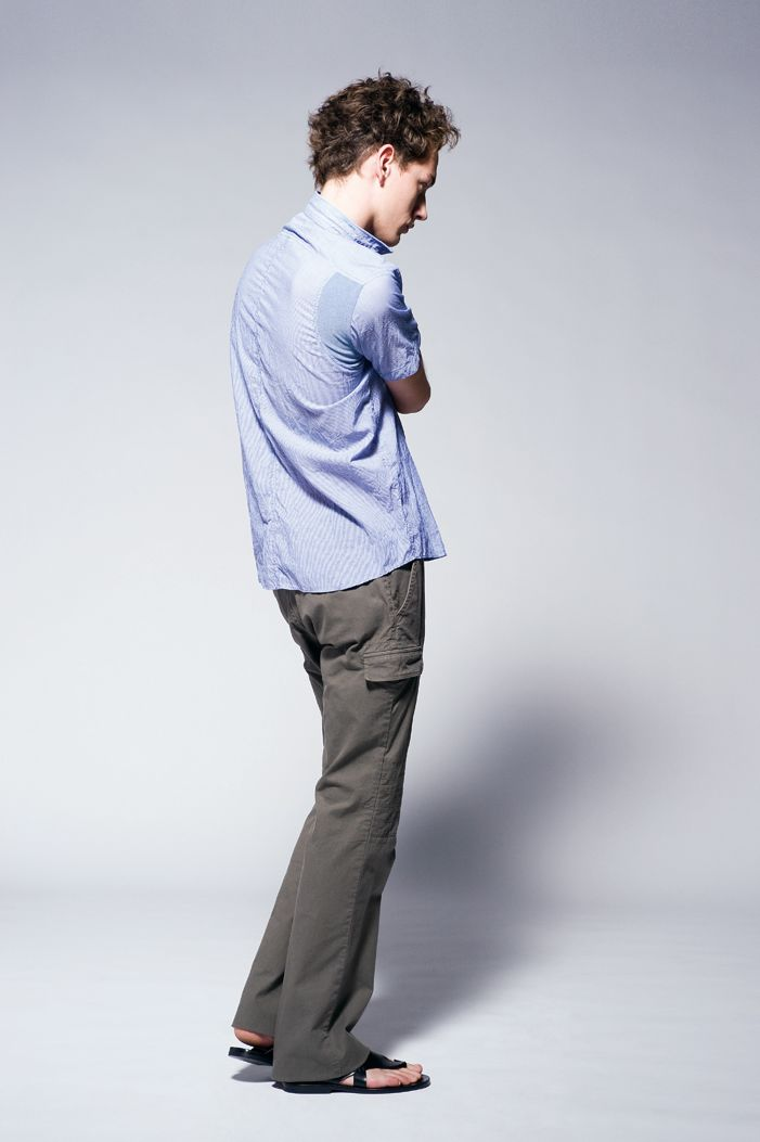 Jakob Hybholt0208_JOSEPH HOMME CASUAL 2011 Spring-Summer Collection(Official)