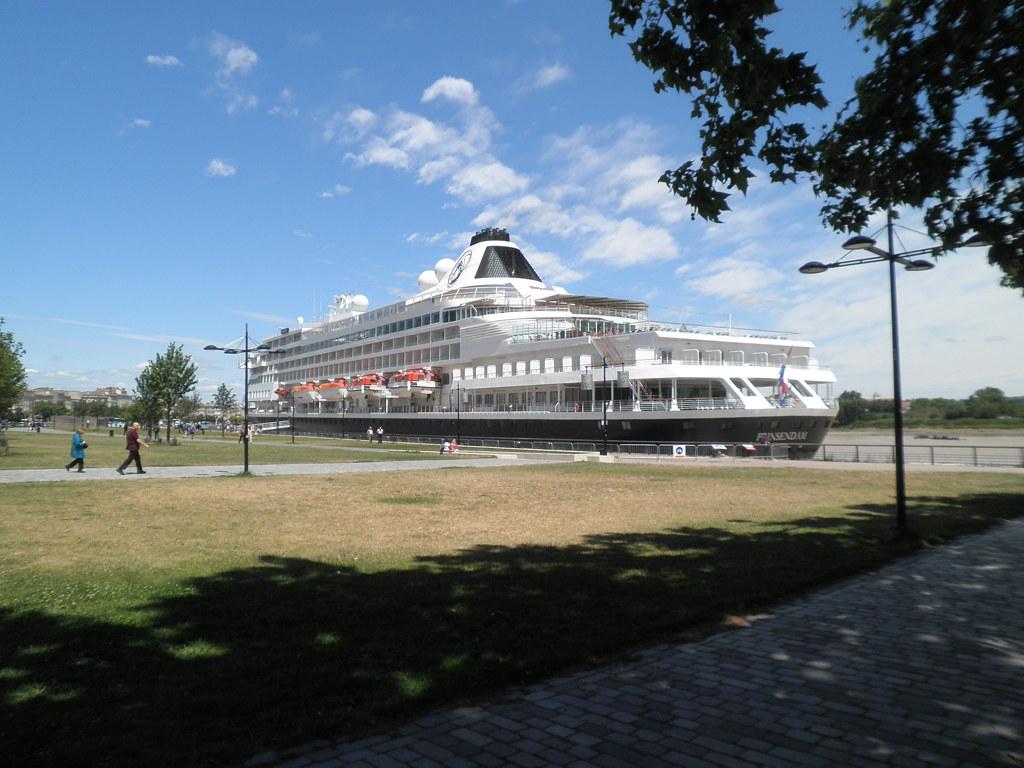 Prinsendam - Bordeaux - P5310008