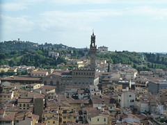 Views from top of Il Duomo