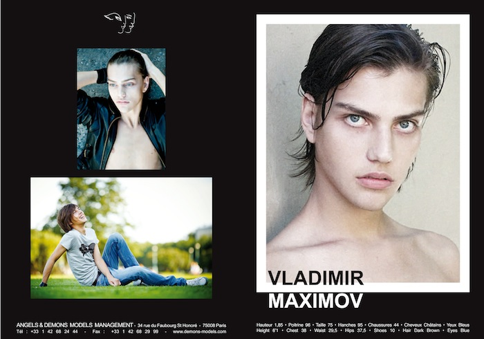 Vladimir Maximov0058_Paris Show Package Angels and Demons(MODELScom)