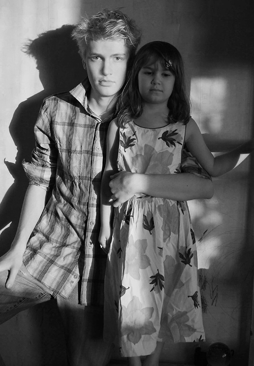 Leo and Varvara