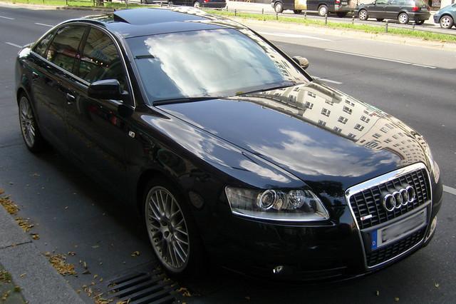 auto berlin cars car deutschland august autos audi a6 2007 pkw audia6 flickrblick