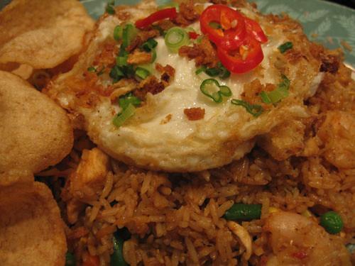 Fried Rice @ Restoran Malaysia