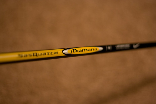 Nike Sumo iDiamana Shaft