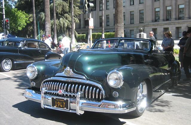 buick low convertible rider 1947 r66