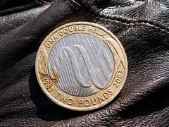 DNA coin