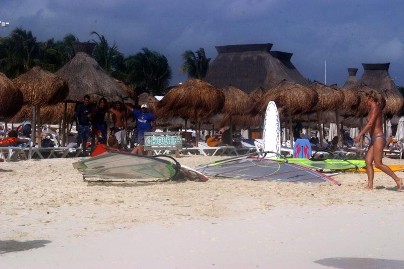 playa chiquitita mexico