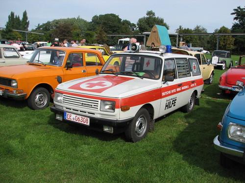 Wartburg W353 Tourist SMH