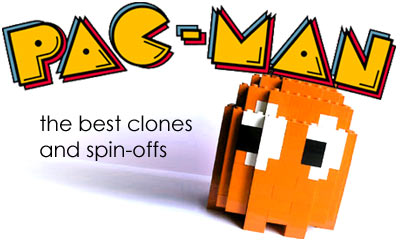 The Best Pac-Man Clones & Spinoffs