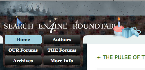 Search Engine Roundtable 4 Years Old