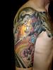 Dragão Tattoo feita no