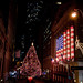 Wall Street Christmas (South View)
