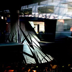 morphosis (fusion-of-horizons) Tags: reflection architecture campus de photography photo university fotografie photos interior cincinnati architect thom uc mayne morphosis arhitectura instantfave arhitect thatsclassy arhitectură universityofcincinnatirecreationcenter
