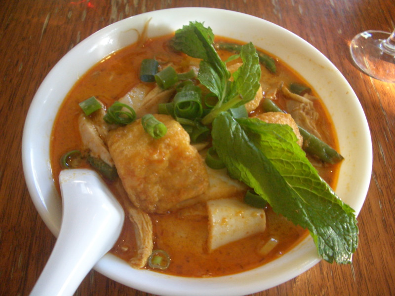 Chinta Curry Laksa
