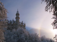 Fairy Tale Castle and Rainbow .   (I'm back home from Germany) (klg1309) Tags: castle germany bavaria bravo cannon neuschwanstein s3 soe abigfave abigfav platinumphoto superbmasterpiece firsttheearth diamondclassphotographer flickrdiamond theunforgettablepictures excapture platniumphotography obq