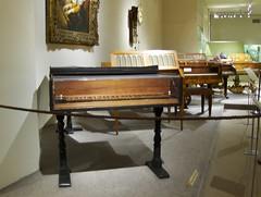 The World's First Piano (Joe Shlabotnik) Tags: nyc newyorkcity art museum manhattan piano met 2008 faved january2008