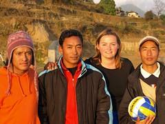 Youth Group leaders (saralparker) Tags: nepal village gurung siklis sikles