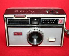 My First Camera (Cindy シンデイー) Tags: camera classic film vintage kodak nostalgia 104 instamatic 126 colorphotoaward diamondclassphotographer flickrdiamond geometrictonalvision goldstaraward