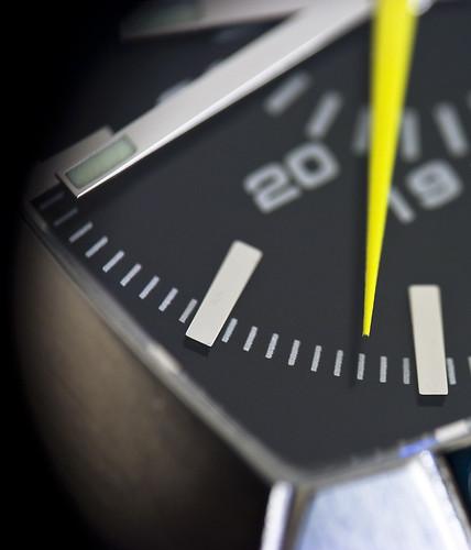 Diesel Watch Detail