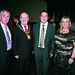 Robert Foster with Lord Mayor Cllr Jim Rodgers, Jonathan Finaly and Arlene Lattimer