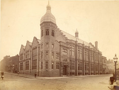 The Florence Institute for Boys, Mill Street. (philipgmayer) Tags: liverpool florence institute millstreet 1000 listed florrie toxteth lro