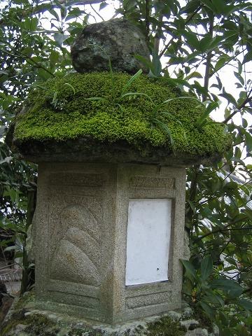 二月堂-石灯籠
