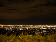 Bogot en 3 (kasia o) Tags: city light luz night noche colombia bogot capital ciudad lacalera kasiaortiz