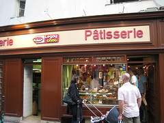 Legay choc, Paris