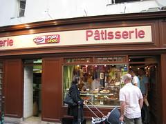 Legay choc, Paris