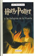 Harry Potter Las Reliquias de la Muerte