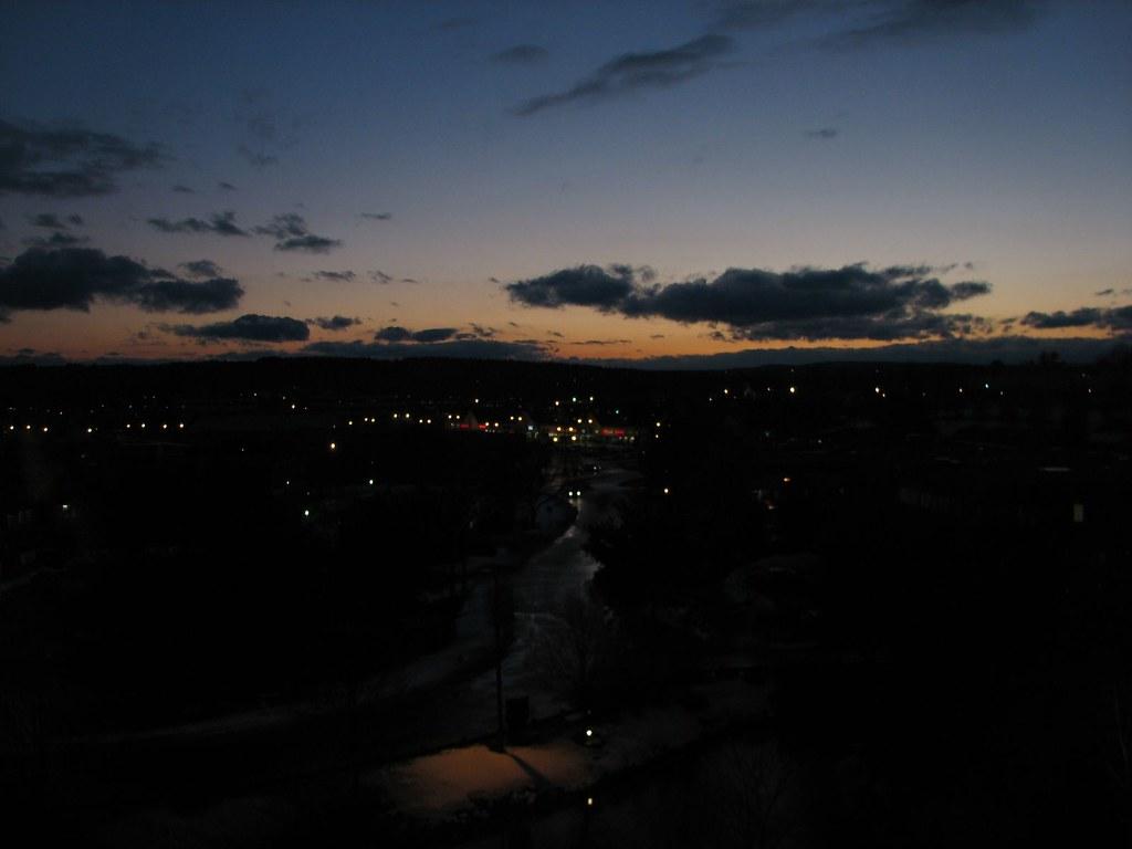 Nashua Sunset