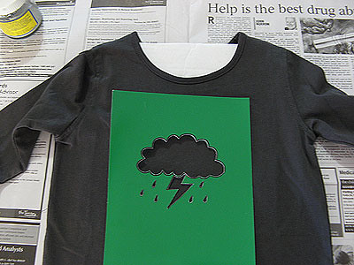 Make Your Own T-Shirt Print