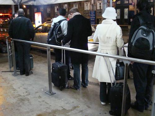 Arrival Gare de Nord (1)