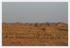 Sandschutz (biribinker) Tags: africa landwirtschaft morocco maroc atlas afrika marokko afrique mahgreb  schneiderreisen