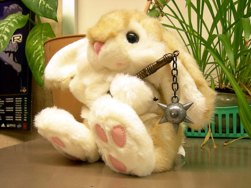 Clyde da Bunny
