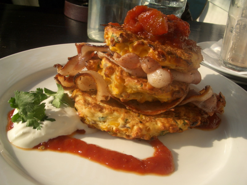Mart 130 corn fritters