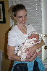 Aunt Stephanie and Madelyn