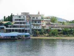 River Kwai (jackandsheldon) Tags: river thailand kwai