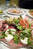 Antipasto Misto, Pazzia Caffe and Trattoria, San Francisco
