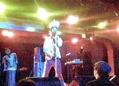 Saul Williams at ATP