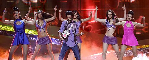 Chikilicuatre en Eurovisión
