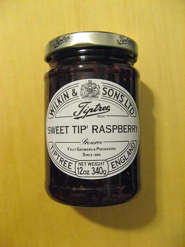 WILKIN & SONS LTD Tiptree 'SWEET TIP' RASPBERRY