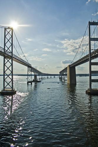 Chesapeake Bay Bridge. Chesapeake Bay Bridge