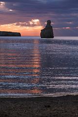 Benirras Ibiza (Ale_Ibiza) Tags: rayosdesol mar anochecer puestadesol sunset ibiza benirras