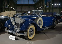 1938 Mercedes-Benz 320 cabriolet B (pontfire) Tags: 1938 mercedesbenz 320 cabriolet b blue bleue 1935 mercedes benz convertiblecoupe dropheadcoupe germangars luxurycars oldcars antiquecars carsofexception rarecars automobileallemande automobiledeluxe automobileancienne automobiledecollection automobiledexception car cars auto autos automobili automobile automobiles voiture voitures coche coches carro carros wagen pontfire nikon france worldcars vieillevoiture voituredecollection voituredeprestige voituredexception paris voituresanciennes classiccar oldcar antiquecar luxurycar automobiledeprestige bonhams1793 germancar limousinecar voitureancienne legrandpalais bonhamsauction voituredeluxe voitureallemande classiccars bonhamslesgrandesmarquesdumondeaugrandpalais